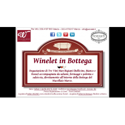 Winelet in Bottega
